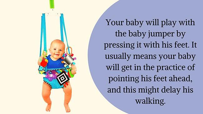 Baby-jumper-might-delay-babies-walking