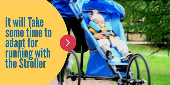 10 benefits of running with a jogging stroller