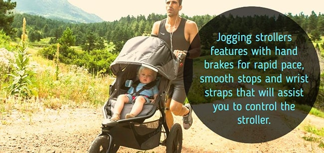 Jogging-strollers-also-feature-with-hand-brakes-for-rapid-pace