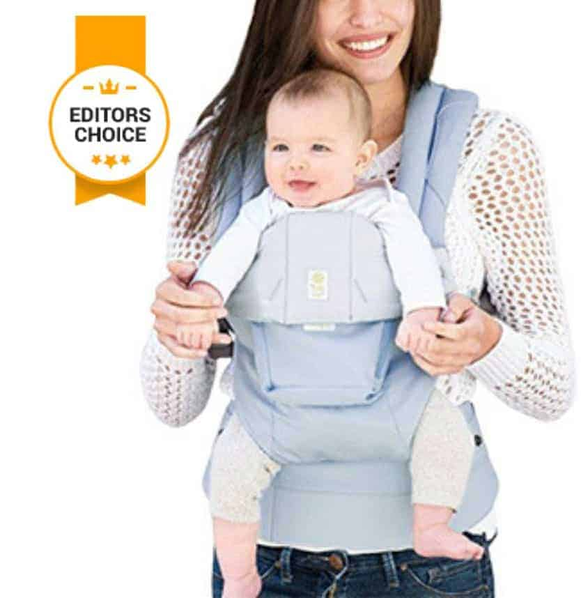 LILLEbaby-SIX-Position-Best-baby-Carrier-For-Petite-Mom
