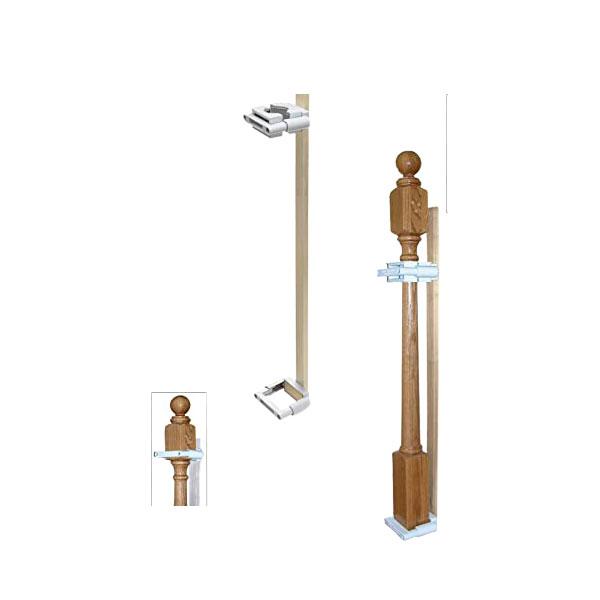 KidCo K12 Stairway Gate Installation Kit Baby Pet Barrier
