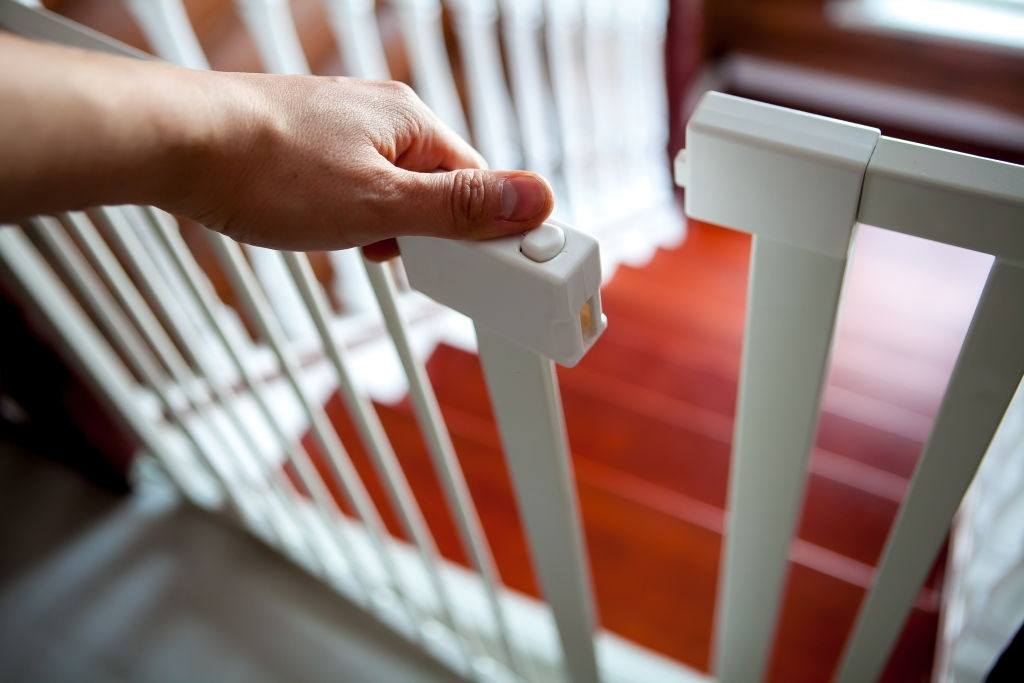 Challenges Associated With Installing Baby Gate For Spiral Staircases