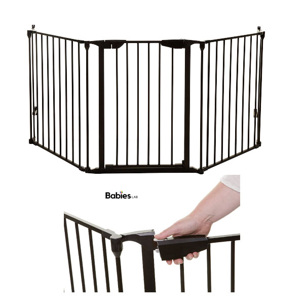 Dreambaby-Newport-Adapta-Baby-Gate-for-spiral-staircase